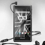 Review Marshall London of music smartphone