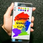 Review of Samsung Galaxy Note 7: The top of the power and functionality