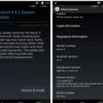 Another update Android – Kit Kat 4.4.2