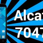 Getting Root Alcatel OneTouch 7047D POP C9