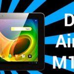 Getting the Root DNS AirTab M101w