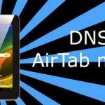 Getting the Root DNS AirTab m76r