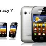 Getting Root Galaxy Y S5360