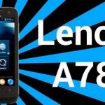Getting Root Lenovo A789