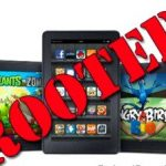 Obtaining root-rights in the Amazon Kindle Fire and installing TWRP Recovery