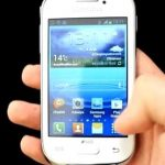 Getting Root Samsung Galaxy Young S6312 duos