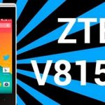 Getting Root ZTE V815W