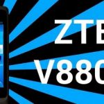 Getting Root ZTE V880S