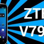 Getting Root ZTE V970
