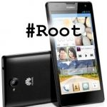 Get a Root Huawei Ascend G740
