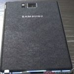 Samsung Galaxy Note 4: The first photo planshetofona