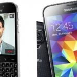 Samsung Galaxy S5 vs BlackBerry Classic – what to choose?