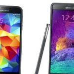 Samsung Galaxy S5 vs Samsung Galaxy Note 4 – comparative characteristics