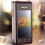 Samsung Hennessy W789 officially presented