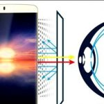 Smartphone VKworld T6 protects its user's eyesight