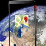 Save Google Maps in mind devaysa for use offline