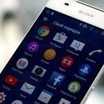 Sony showed frameless Xperia C5 Ultra