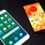 Compare: Meizu MX4 on MediaTek MT6595 vs Samsung Galaxy S5