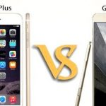 Compare Samsung Galaxy Note 5 vs iPhone 6S Plus: it is better to choose?