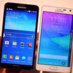 Compare Samsung Galaxy Note Edge vs Galaxy Note 3
