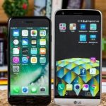 Comparative review of the smartphone Apple iPhone 7 and LG G5