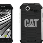 In pursuit of super strong. Smartphone Caterpillar Cat B15Q
