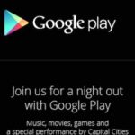 A party or a night terror from Google Play?